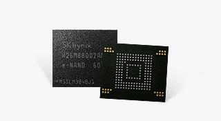 基于eMMC5.1的3D NAND闪存芯片