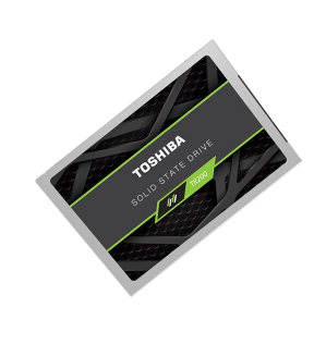 东芝 TR200系列 480GB SATA3 SSD固态硬盘