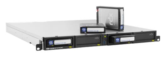 腾保 RDX QuikStation 4 可移动磁盘阵列