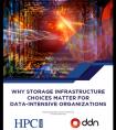 为什么存储基础设施选择对数据密集型组织很重要?