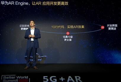 华为蔡孟波:《5G+AR,让梦想照进现实》