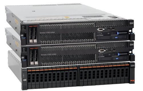 IBM® Storwize  V7000 Unified虚拟化存储系统