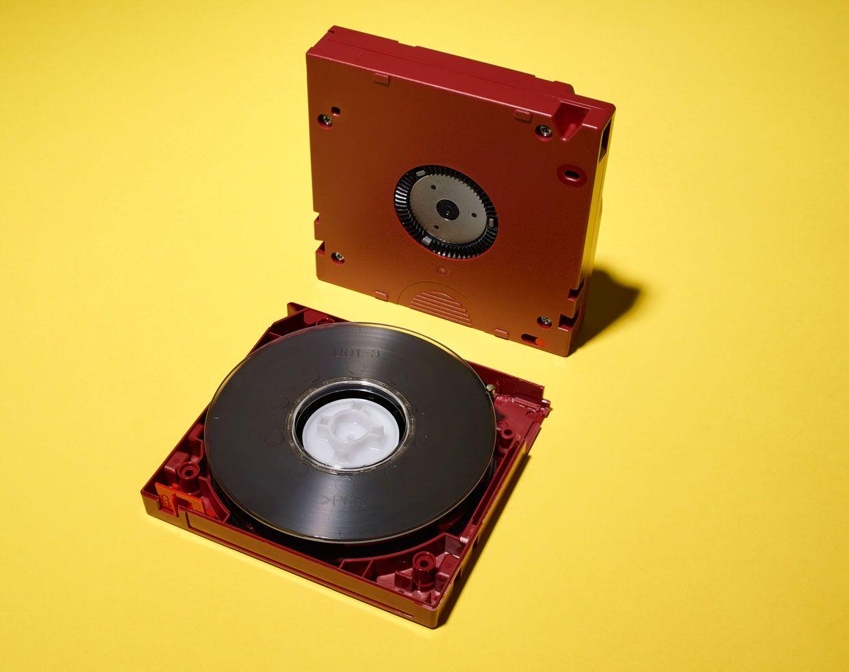 为什么数据存储的未来是仍然是磁带?