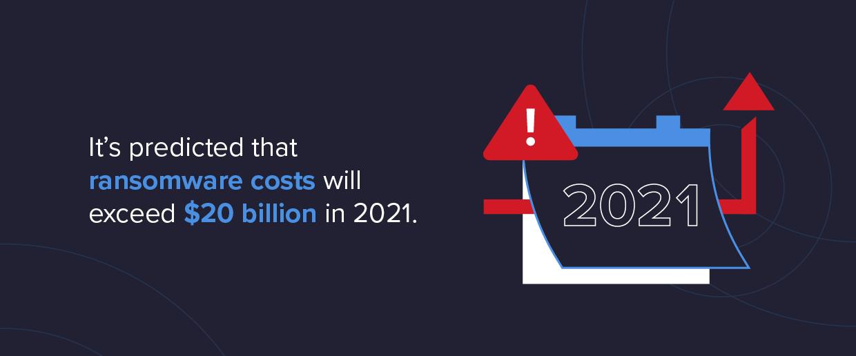 81项统计数据,看清2021年关于勒索软件发展趋势附案例