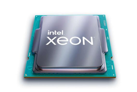 性能提高17%,英特尔发布新一代至强E-2300服务器处理器