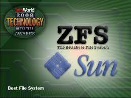 什么是 ZFS文件系统?ZFS概念及特点简介