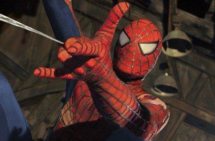 核辐射蜘蛛侠或将成真 核废料中现变异恐怖蜘蛛网