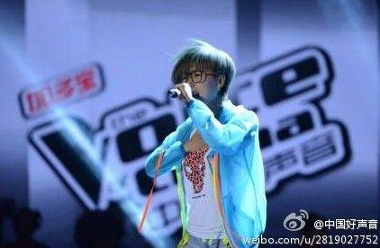 中国好声音张欣奕摇滚rock引导师疯抢,附其个人简历