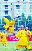 少林寺足球学校,中国足球的救世主?