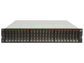 IBM Storwize V5000(小型机箱)磁盘阵列