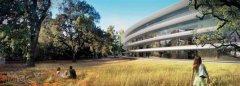 """苹果全新""""飞船""""总部是全球""""最环保的建筑"""