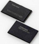 东芝发布16GB 3D闪存芯片 包含48层存储空间