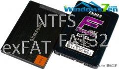 FAT32、NTFS、exFAT三种分区格式下的固态硬盘性能测试