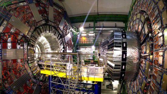 欧洲大型强子对撞机重启 开启第二阶段运行