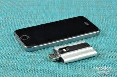 闪迪iXpand闪存盘欢欣i享 专为iOS打造的存储利器