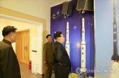 朝鲜国家宇宙开发局落成 金正恩现场指导