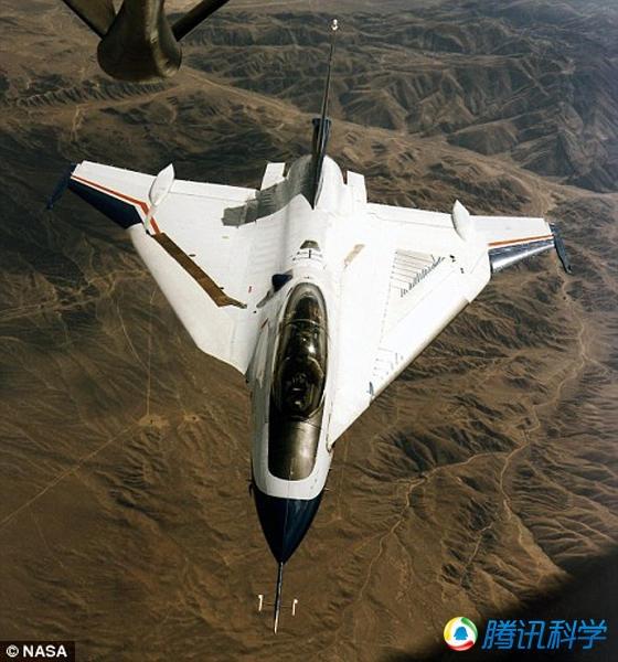 美国宇航局正在研制下一代的超音速客机