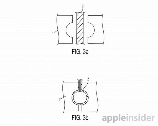 苹果获两项液态金属新专利
