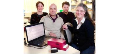 首款便携式DNA测序设备问世 仅笔记本大小