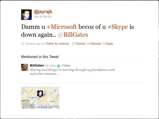 Skype今日证实再次发生宕机事件 咎于微软收购?