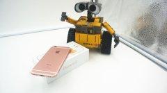 iPhone 6s 土豪金和玫瑰金开箱图 男性能驾驭吗