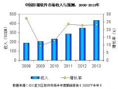 IDC分析师解读中国存储软件市场现状及发展趋势
