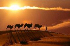 新疆天山云 克拉玛依在丝绸之路绽放