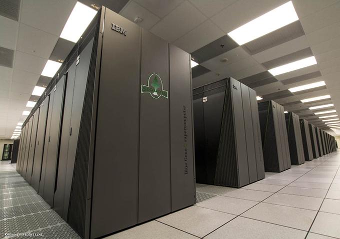 千年老三 Sequoia(红杉)超级计算机