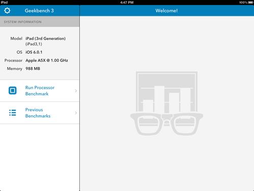 各种平台都支持的测试软件:Geekbench 3介绍