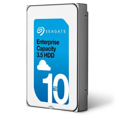 紧追HGST 希捷发布10TB充氦硬盘 8TB NAS