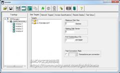 "Iometer学习笔记二:详解""Disk Target Tab"""