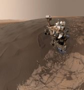 NASA公布最新的好奇号拍摄图片