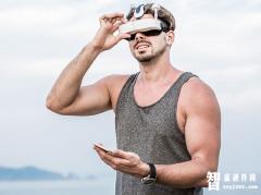 亿航推出Ghost2.0无人机,配备一款虚拟现实眼镜