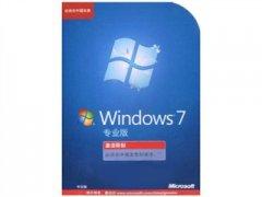 微软 Windows 7(专业版)操作系统