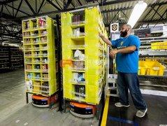 用上仓库机器人,亚马逊每年省下9亿美元成本