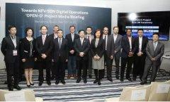全球首个SDN/NFV开源协同器OPEN-O问世