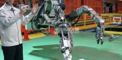 东芝开发出巨型机器人协助清除福岛核反应堆