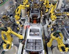 """在上汽大众唤醒""""中国制造2025""""机器人自动化率高达86%"""