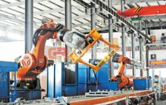 长沙机器人研究院正式成立将着重推广智能制造技术