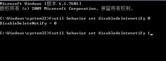 SSD Trim介绍