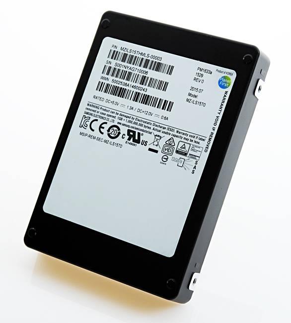 三星开始发售15TB SSD产品,永别了磁盘驱动器