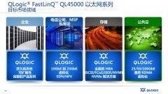QLogic业内第一款第六代光纤通道适配器已上市