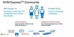 解读SSD主流标准NVMe 四大优势让你更快