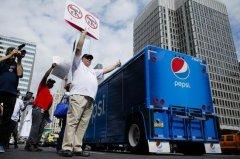 美国费城开征汽水税 喝可乐需交税