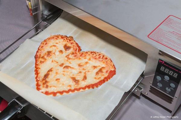 火星志愿者 路上饿了就吃个3D打印的披萨吧