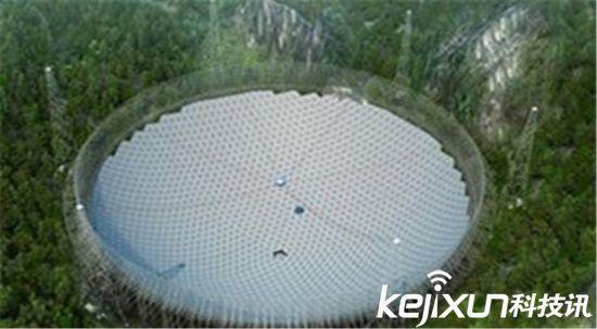 """超级望远镜""""天眼""""如大锅 发现又一个地球"""