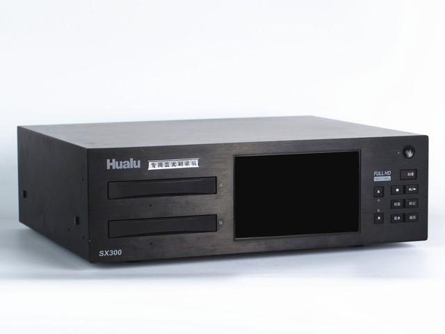 高清视频存储 华录蓝光录像机应用剖析