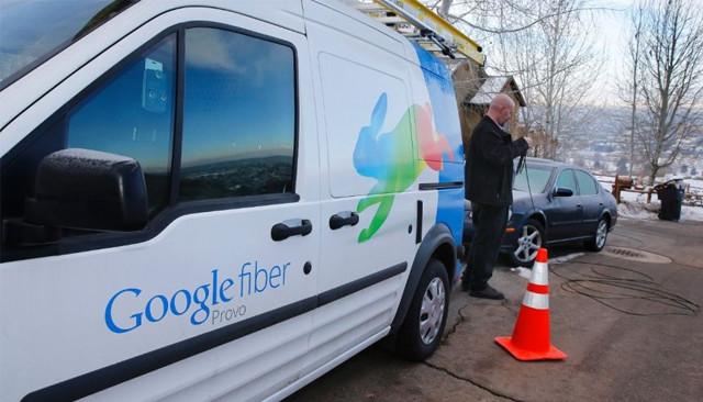谷歌在美国多地测试Fiber无线宽带服务