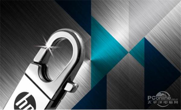 专业存储利器 PNY联手HP共同推出防丢U盘