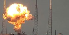 星箭与发射台俱毁 SpaceX公司将面临多项严峻考验